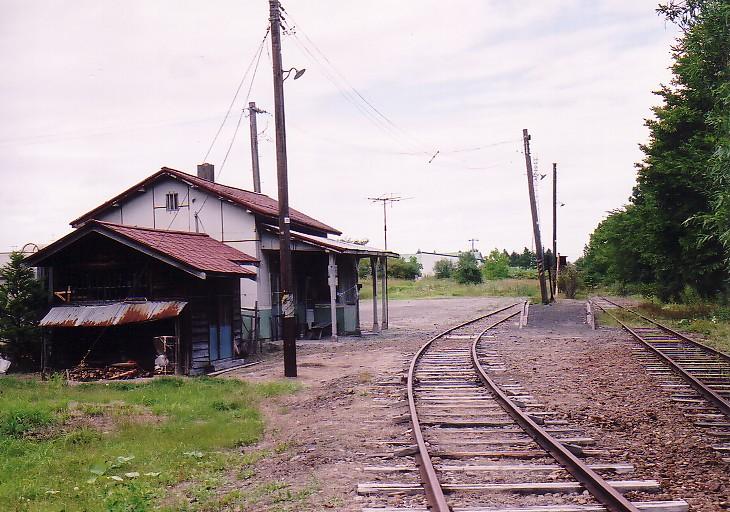北海道道491号芭露停車場線